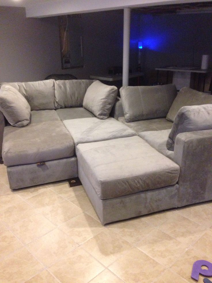 Comfy Couch And Loveseat