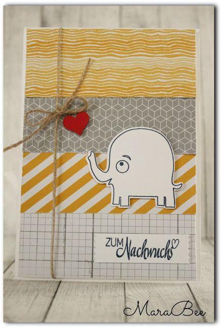MaraBee´s Welt: Baby-Elefant!