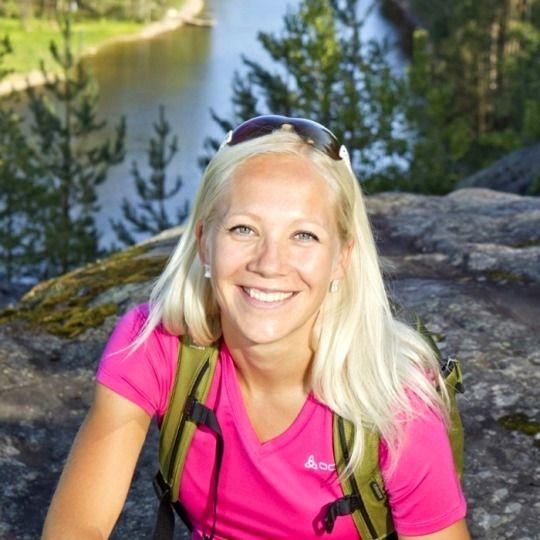 Kaisa-Leena Mäkäräinen — finnische Biathletin