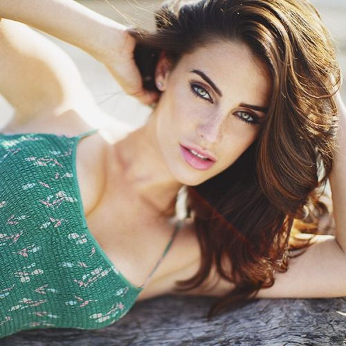 Jessica Lowndes - photoshoot by Michelle Moore