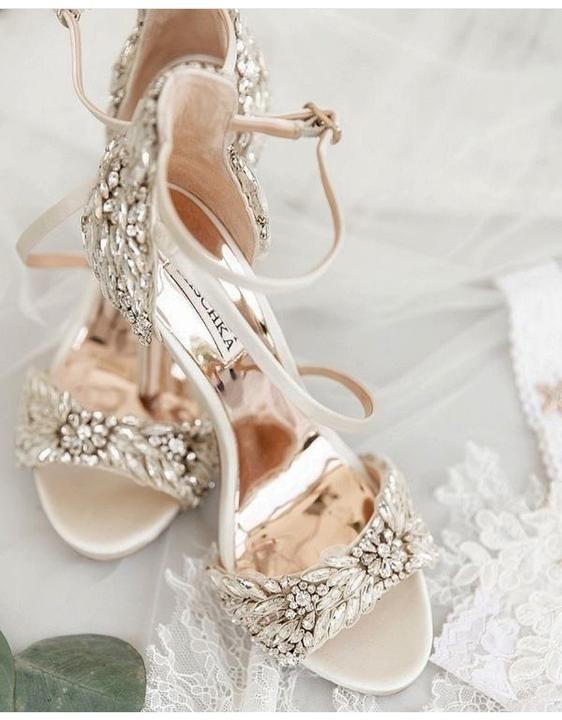 edf0a9deaedc9 Obuv Svadobné topánky | Topánky na svadbu in 2019 | Wedding, Badgley ...