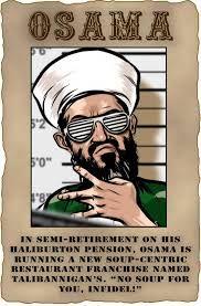 Osama Bin Lade description