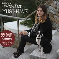 Raya Rossi's winter must haves.