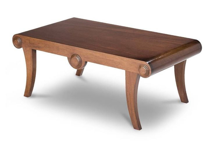 Coffee table. Simplicity and elegance combined.