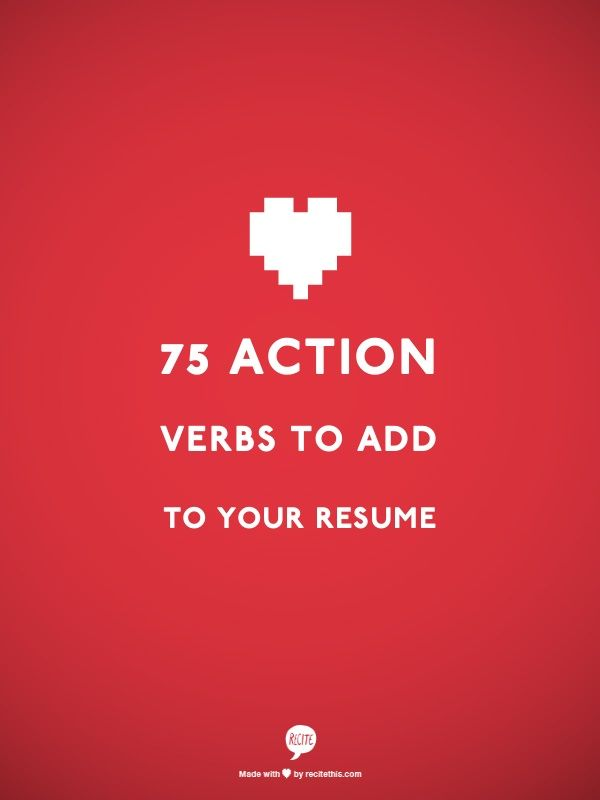 239 best Get A Job Know-How images on Pinterest - tips for a resume