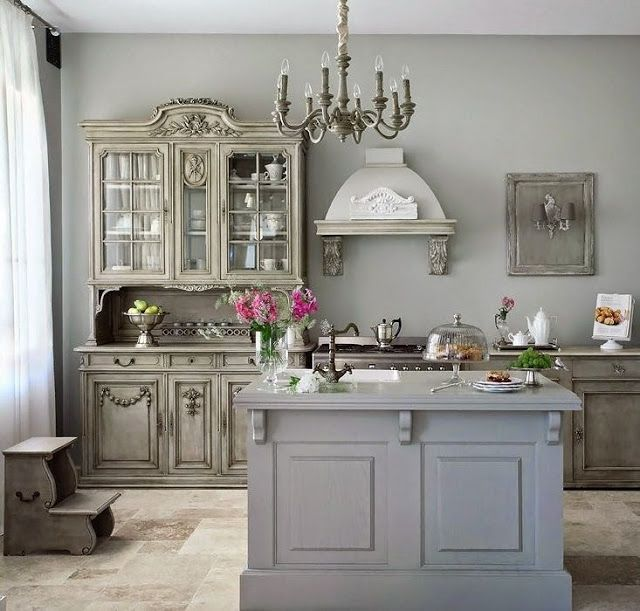 1000+ Ideas About French Style Kitchens On Pinterest