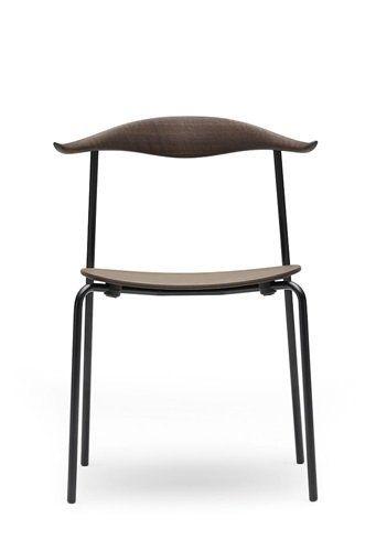 Ch88 hans j wegner carl hansen s n nordic pinterest for Design x chair