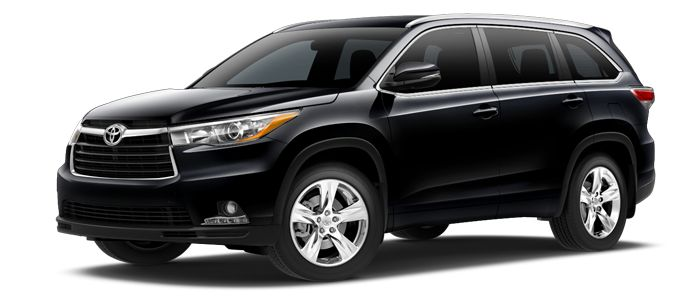 2014 Toyota Highlander - Limited - Attitude Black Metallic