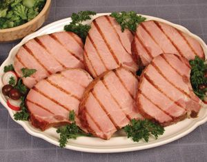 Kassler Rippchen - Our German Smoked Pork Chops come from the center cut loin and are cured for an exceptional flavor!
