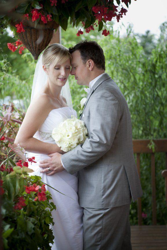 mariage pluvieux à l'Euro-Spa à St-Ignace-de-stanbridge, wedding on a rainy day