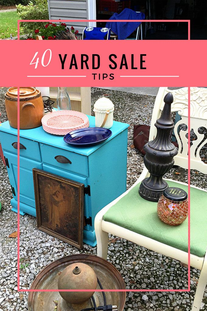 Top 25 Best Yard Sale Displays Ideas On Pinterest Hang