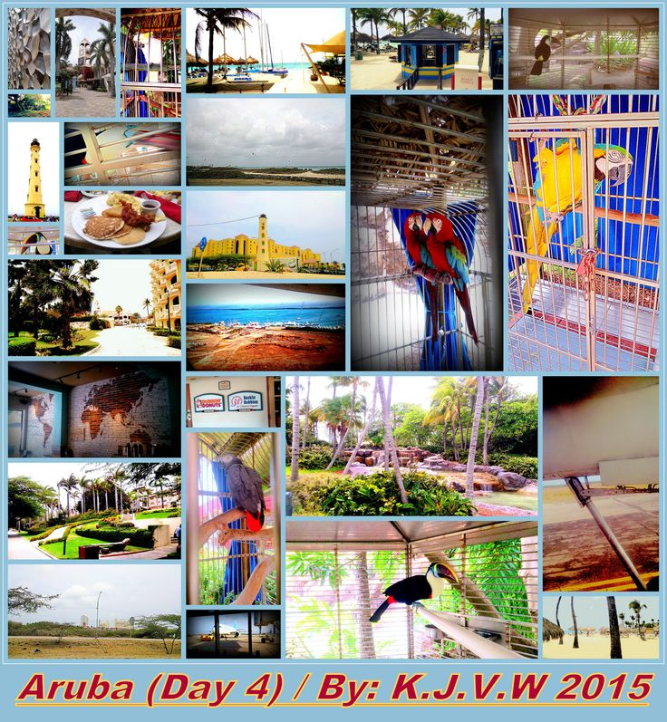 https://flic.kr/p/vmrNKq | Aruba day-4 | Final Day, visit to Lighthouse and back to the toucan.