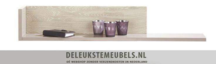 Deze wandplank Buckley van het merk Henders & Hazel is een echte aanvulling voor jouw interieur! De combinatie van hout en mat gelakte delen maken deze plank uniek. Leuk voor boven het tv-dressoir Buckley of gewoon op een ander mooi plekje aan de muur! http://www.deleukstemeubels.nl/nl/buckley-wandplank/g6/p57/