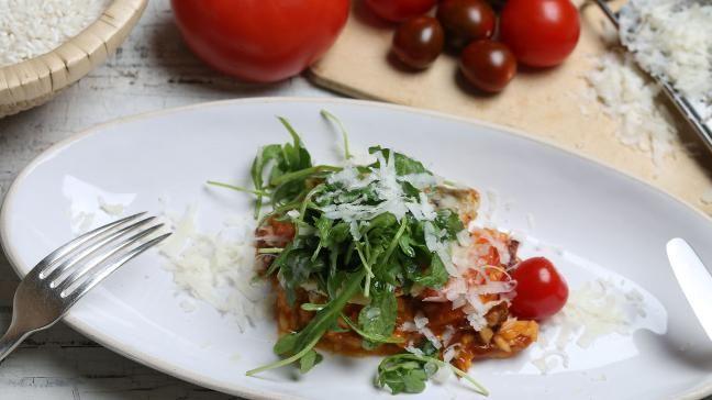 Zanderfilet auf Tomaten-Risotto mit Parmesan | Rezepte | Kaffee oder Tee | SWR.de