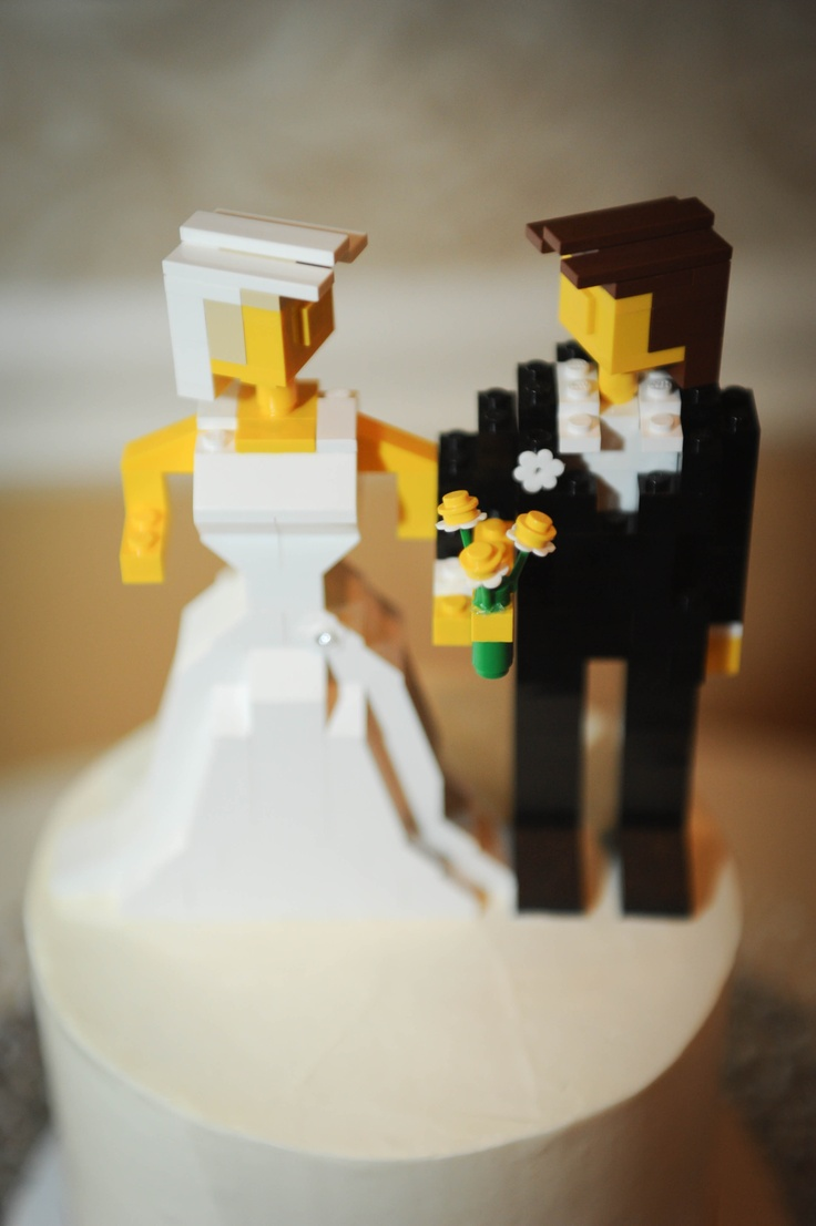 LEGO Cake Topper Personally Made By Lego