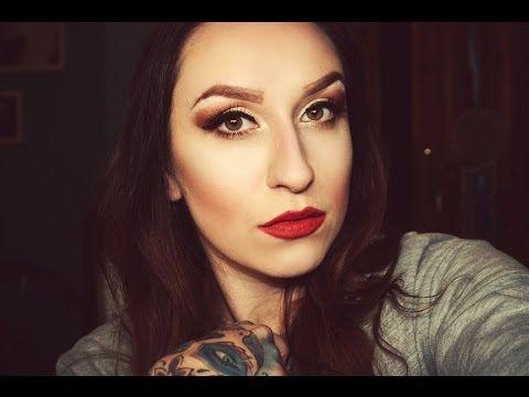 PesciModa Make up Brushes Set review// Make up Tutorial - YouTube