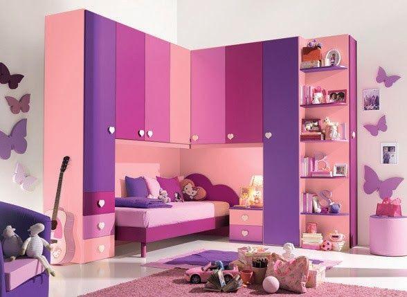 Las 25+ mejores ideas sobre Dormitorio lila en Pinterest ...