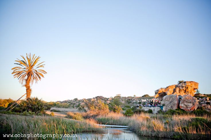 View of Bosduifklip Restaurant and Wedding Venue: picture from Coba Engelbrecht photography