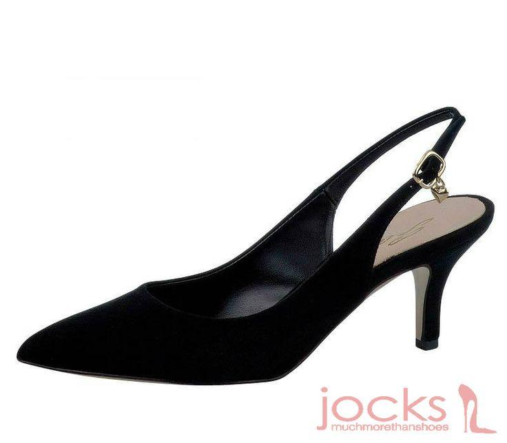 5.5cm heel pump made in Greece