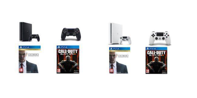 Le bundle PS4 Slim 500Go + 2ème manette + Hitman + COD: Black Ops 3 à 299€ chez Fnac - Yahoo Actualités