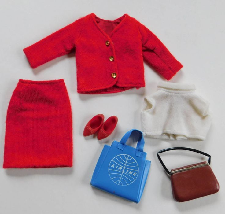 Tammy Doll Ideal Japanese Exclusive By Airplane Clothes Outfit | eBay