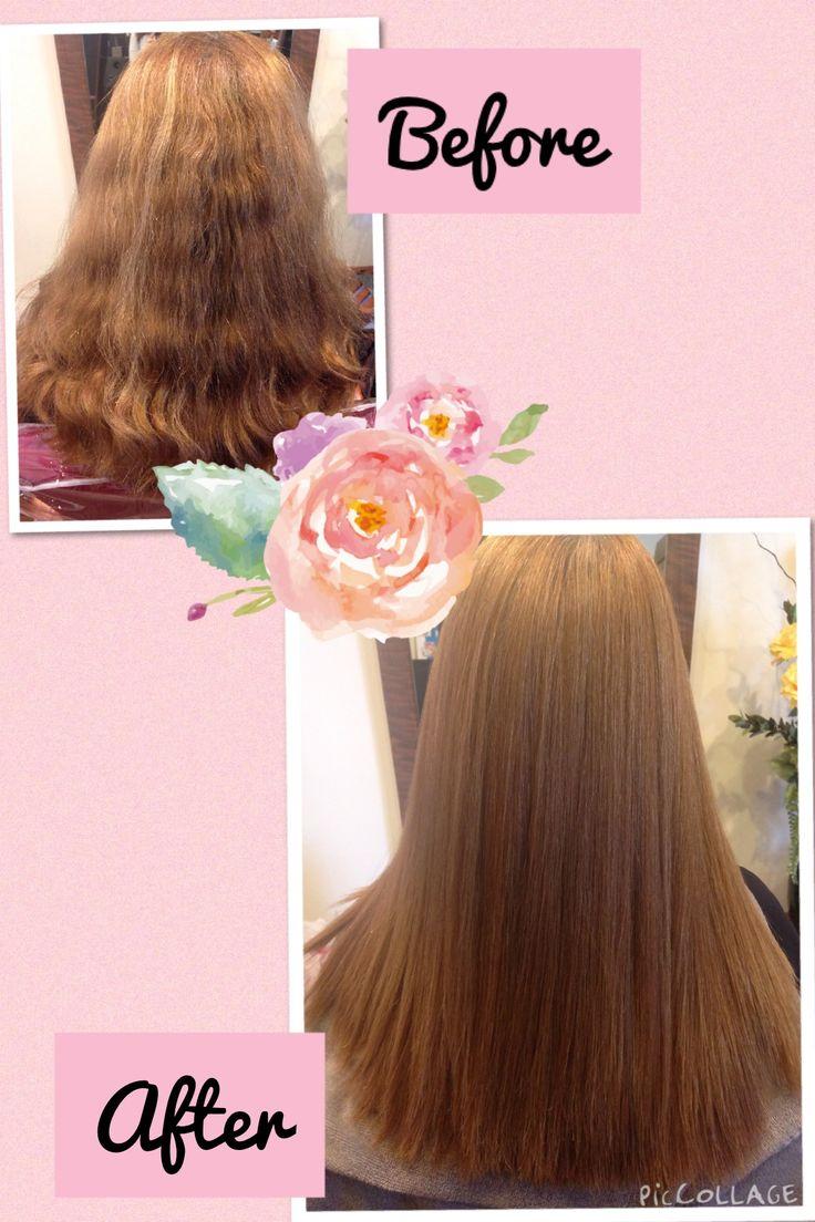 Straight perm groupon - Yuko Hair Straightening Yukohairstraightening