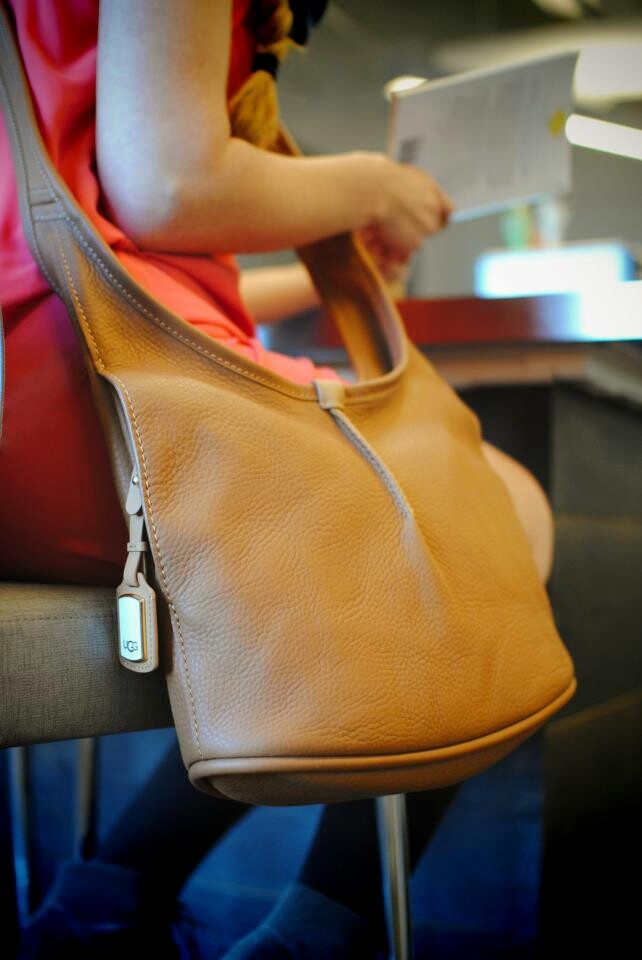 Ugg purse how could you go wrong! A must have!