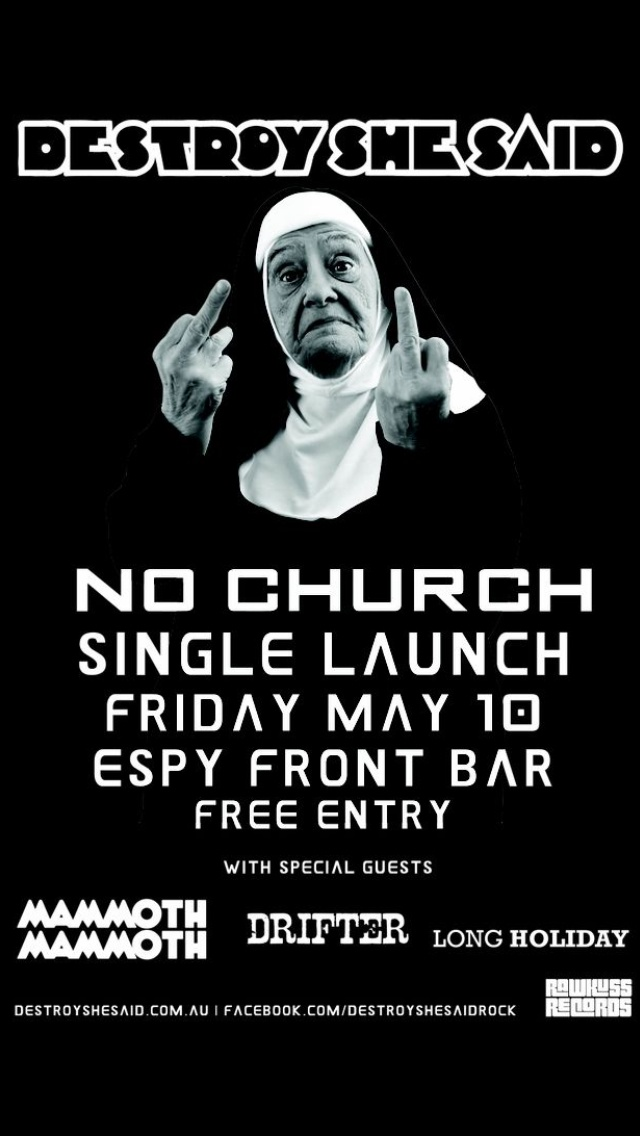 DSS single launch - Friday may 10 - get on it!