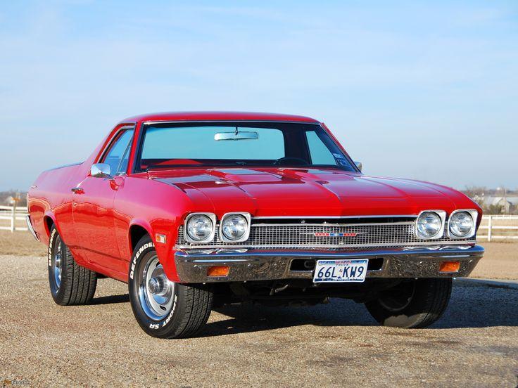 1968 El Camino specs, pictures, interior Classic cars