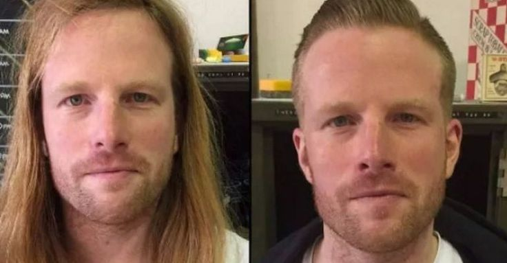11 Amazing Makeovers That Completely Transform These Men.