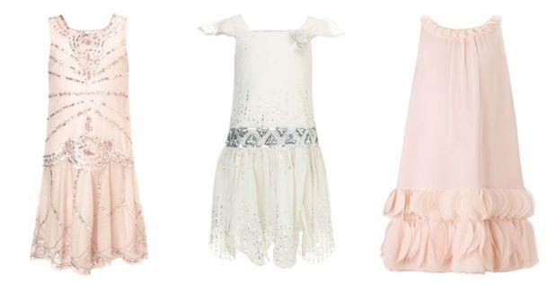 Great Gatsby Bridesmaid Dresses Flower Girls