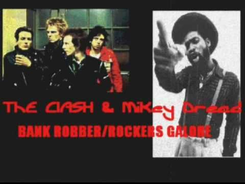 the clash and mikey dread-bank robber/rockers galore mix - http://afarcryfromsunset.com/the-clash-and-mikey-dread-bank-robberrockers-galore-mix/
