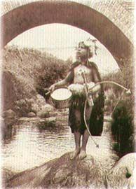 """""""La llamada Ancestral."""" Luis B. Ramos 1935., Fotografía"""