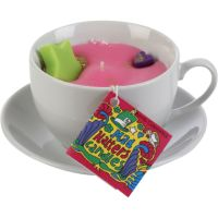 Pixie Twinkle Mad Hatters Tea Candle