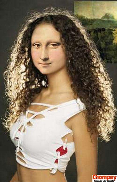 mona lisa in new light 09