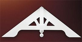 Pinterest the world s catalog of ideas for Gable pediments for sale