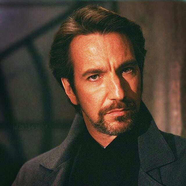 "Alan Rickman as Hans Gruber in ""Die Hard""  1988                              …"
