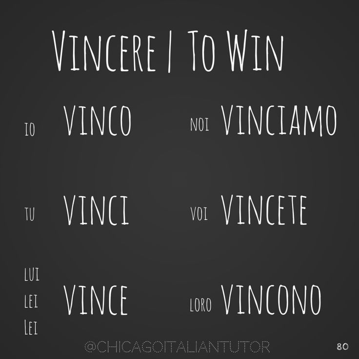 Vincere | to Win
