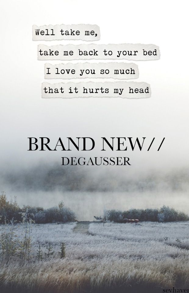 """I love you so much that it hurts my head"" 