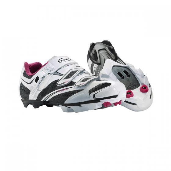 Souliers de vélo de route Northwave Katana SRS pour femmes
