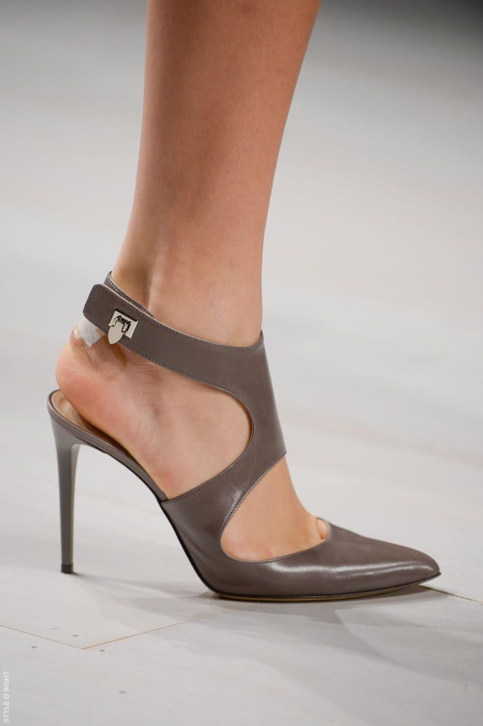 Shoe Trends – Spring/Summer 2013 (Part 1) - Fashion District-the bandage has got to go!
