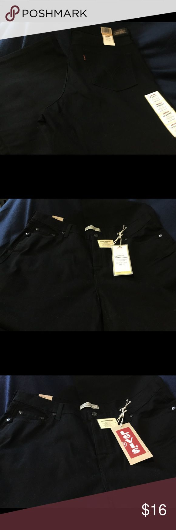 Levi's 512 Bootcut perfectly slimming Jeans Levi's 512 Bootcut perfectly slimming Jeans size 18s misses. Flattens your tummy and slims your shape. Levi's Jeans Boot Cut
