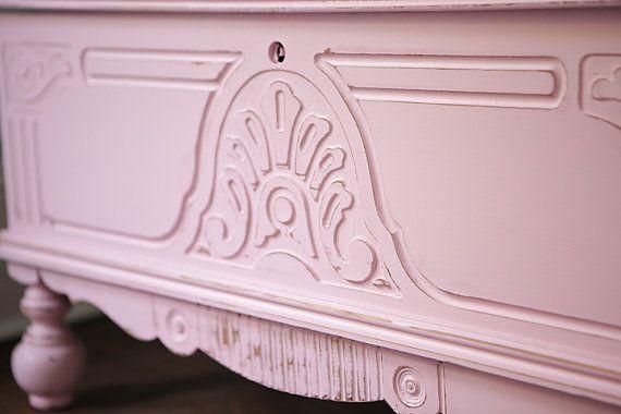custom order cedar hope blanket chest by VintageChicFurniture