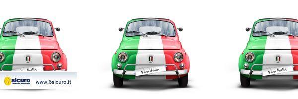 Auto: Fiat al primo posto nella top 10 delle immatricolazioni