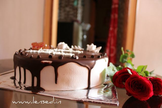 Cake & celebration !! ~ Lensed  Cake, flowers and celebrations !! No other words to describe this frame !!