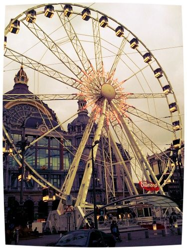 10 Things to Do in Antwerp, Belgium: Diamond Wheel Antwerp - Europe à la carte