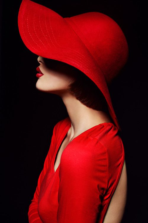 RED HAT | @ ladies hats 2