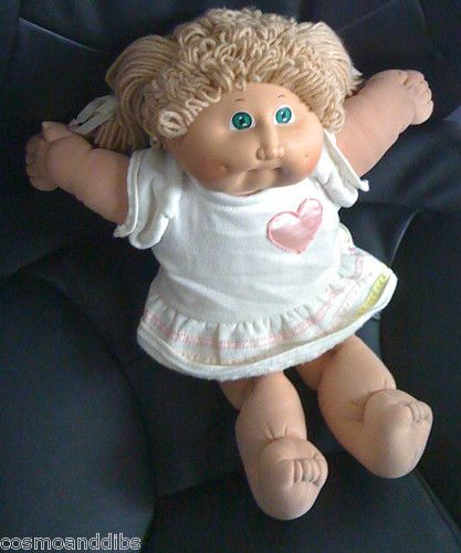 Cabbage Patch Kid-