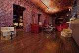Smart Furniture Arrangement for Long, Narrow Rooms