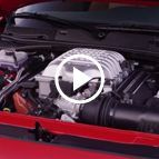 Dodge Challenger SRT Hellcat - Supercharged Engine and Powertrain